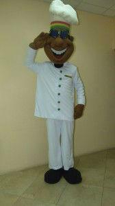 Reggae Jammin Mascot