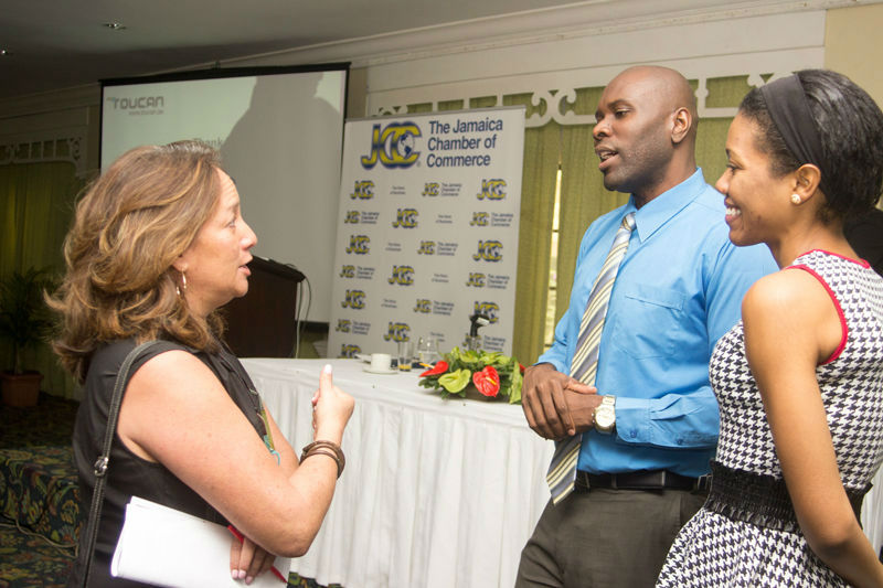Jamaica Chamber of Commerce partners with Toucan for Competitiveness Forum