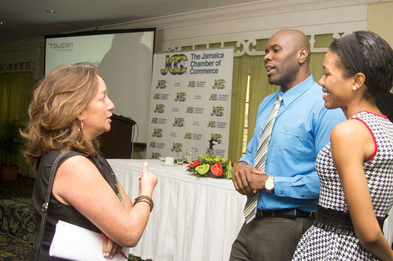 Toucan Jamaica Seminar