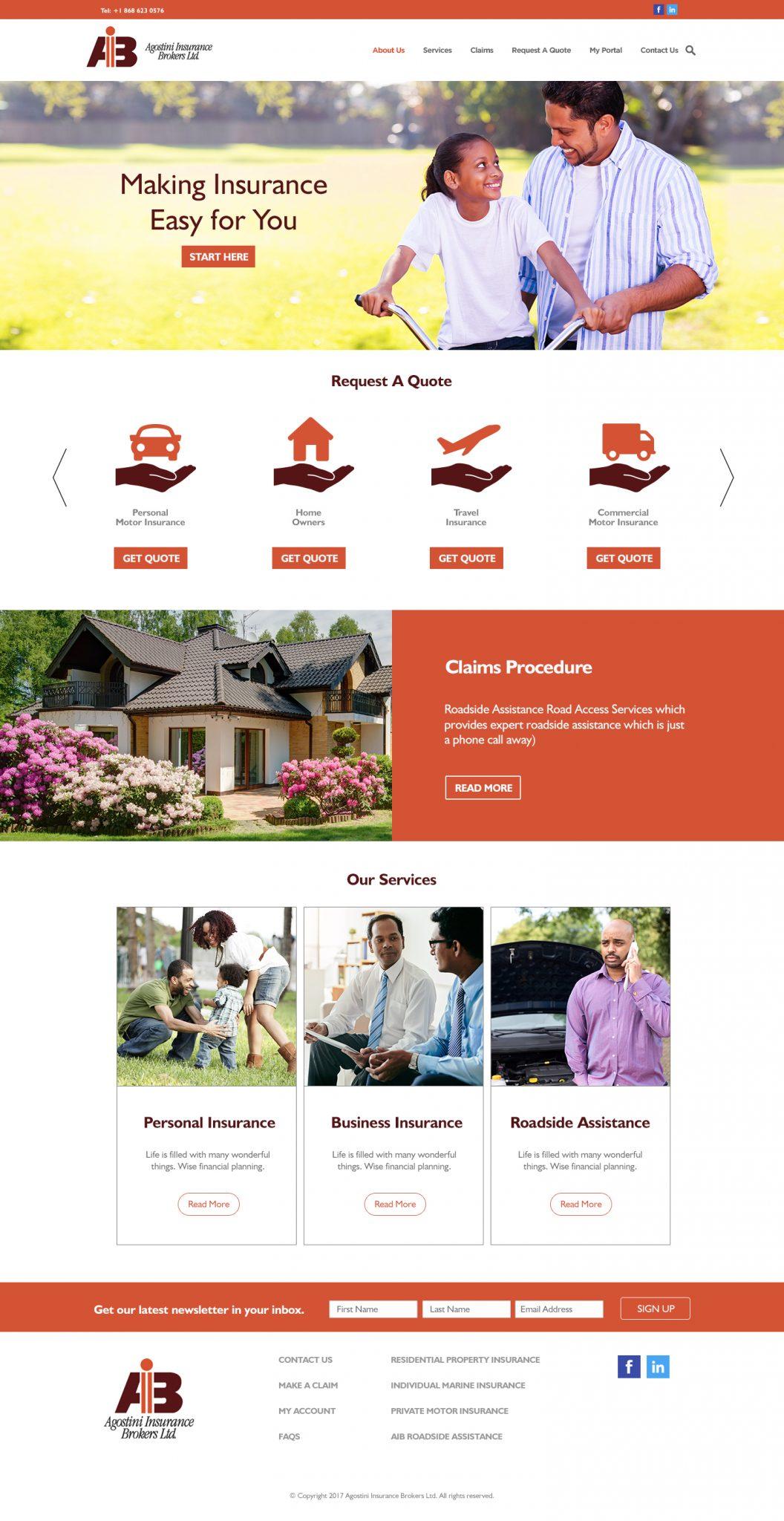 Agostini Website