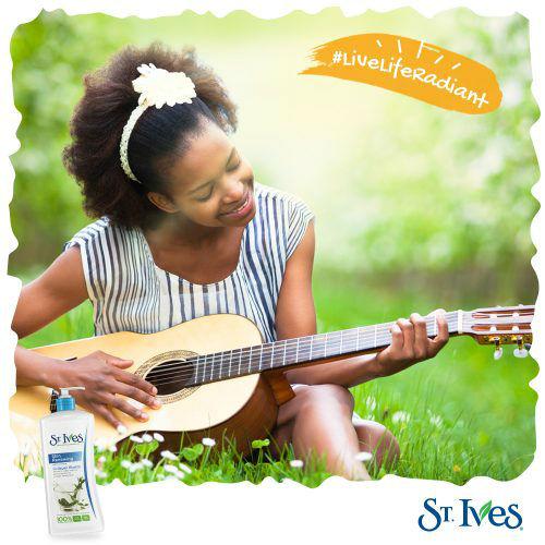 St Ives Live Life Radiant