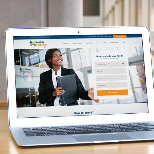 MASSY-Finance-Website