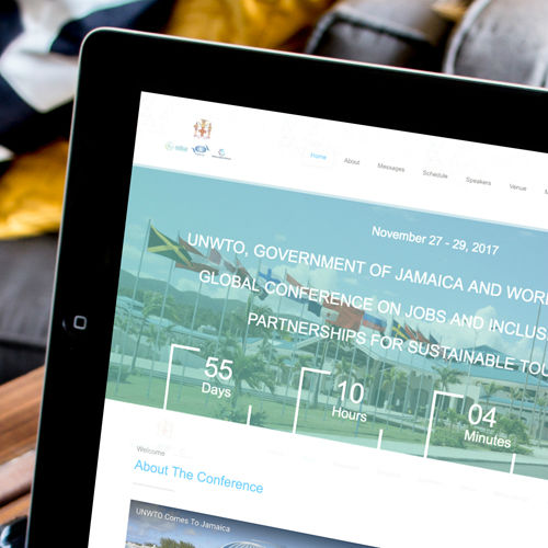 UNWTO Conference Website