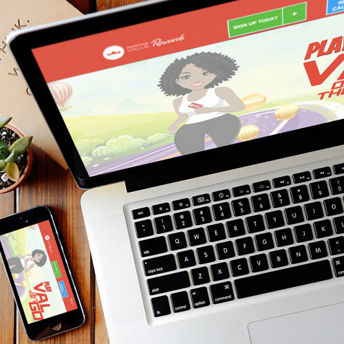 GraceKennedy – Val on the Go HTML5 Game