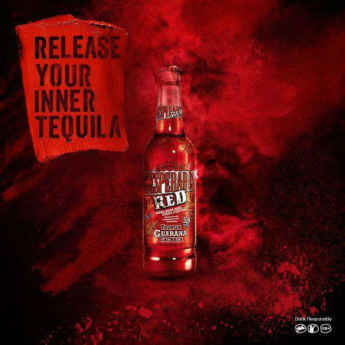 Desperados Red - Release Your Inner Tequila