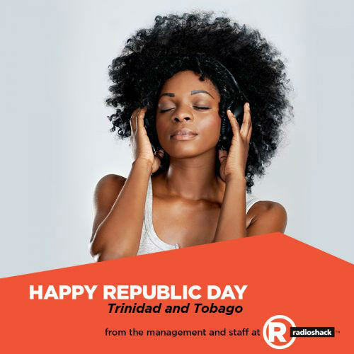 RadioShack Trinidad and Tobago - Republic Day