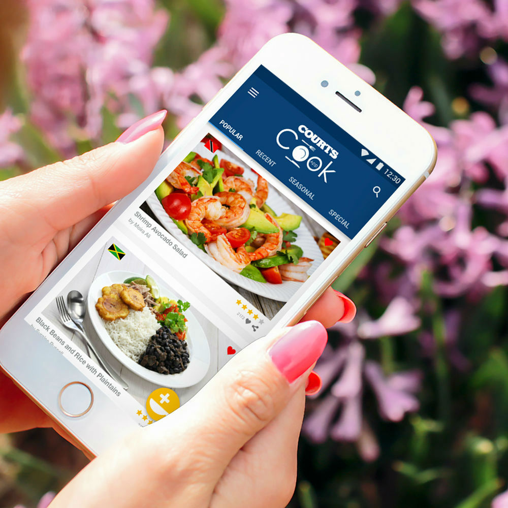 Courts – Cook App Recipes