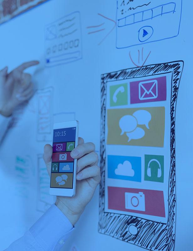 Mobile app design and development services