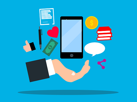 Interactive mobile application with good UI is important for the app's success