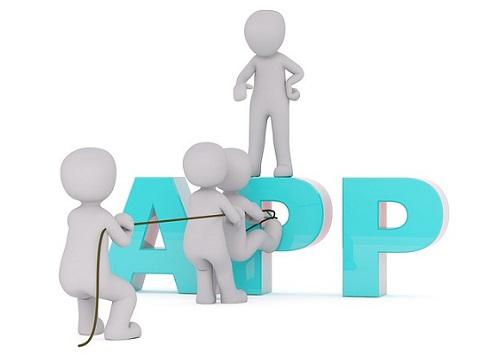 Mobile app development step-by-step process