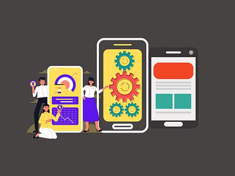 Mobile-first website design is also called progressive advancement